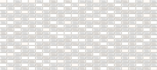 Декор  Crystal  перламутровый  (CU2G501)  20X44  Cersanit