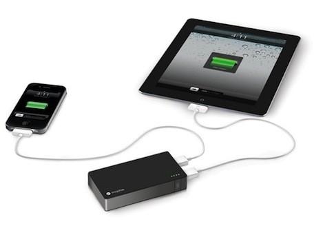 'Зарядка-аккумулятор Mophie Juice Pack на 6000 mAh