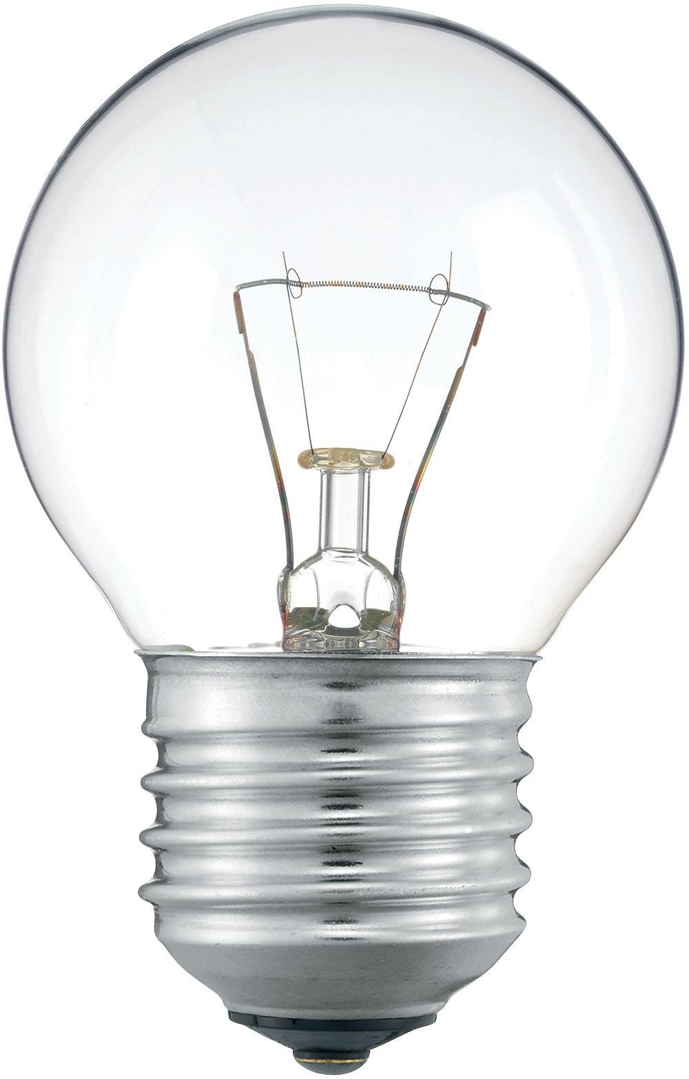 'Лампа капля прозрачная 60 W Е27