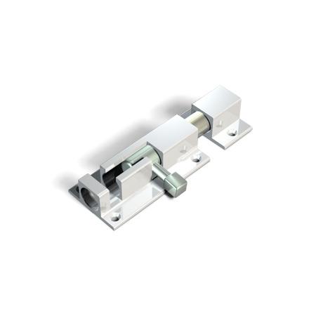 Шпингалет Apecs DB-05-50 белый