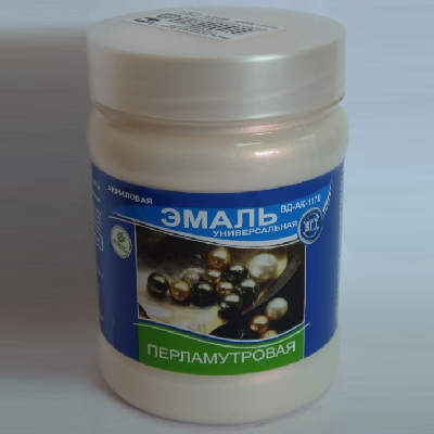 Эмаль Перламутровая акриловая хамелеон 0,23кг ВГТ1179