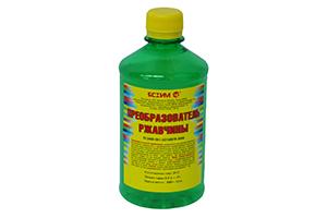 Преобразователь ржавчины 0,5 л (Ферризол)