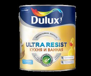 Краска База СДюлакс для кухни и ванной 0,9л мат