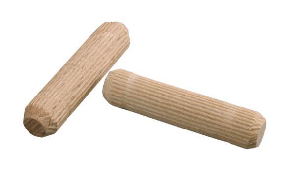 Шканты мебельные ф8 мм х 1000 мм