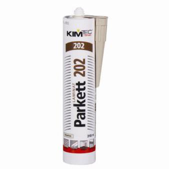 Герметик акриловый KIM TEC Паркет-Ламинат 202 бук 310мл