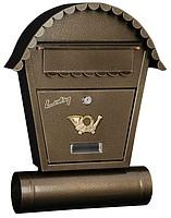 Ящик почтовый (медный) Польский