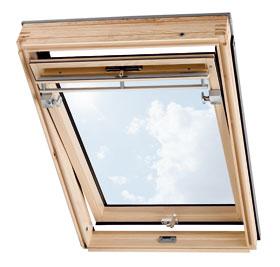 Окно мансардное Велюкс GZL 55х98