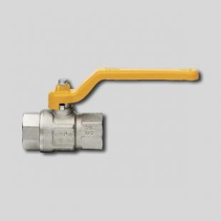 Кран газовый 3/4 ГГ ART066 рычаг