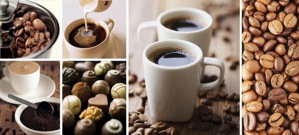 Декор   Escada  многоцветный  Coffee   (ES2G011D)  20X44  Cersanit