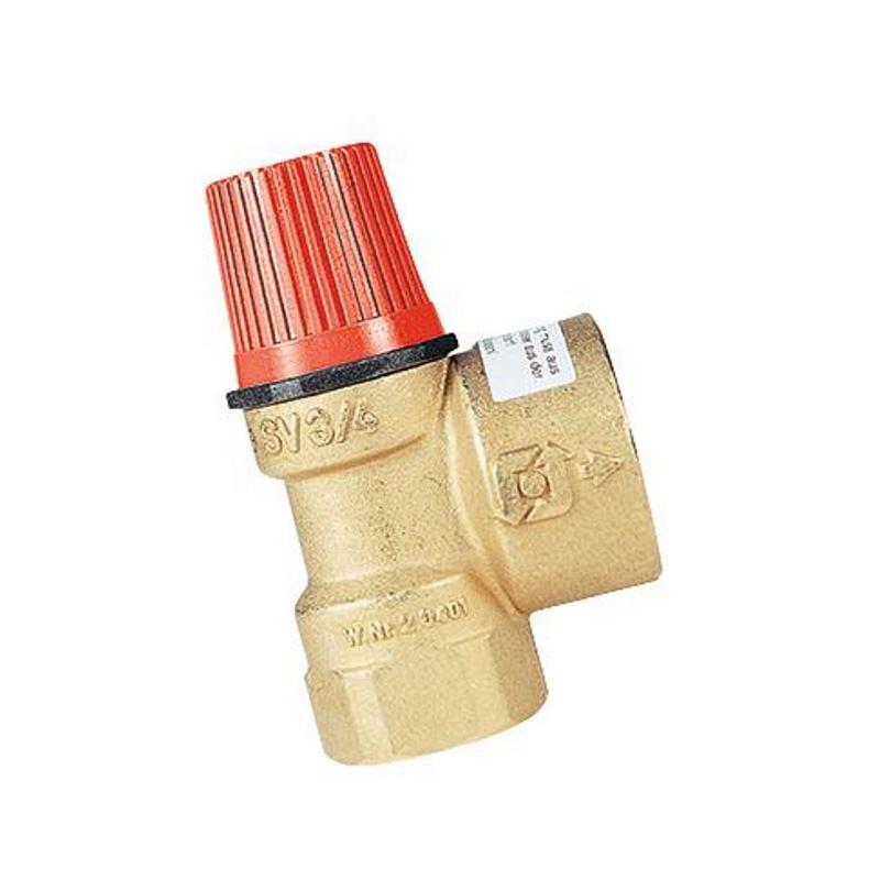 Клапаны ВН с защитой от взрыва